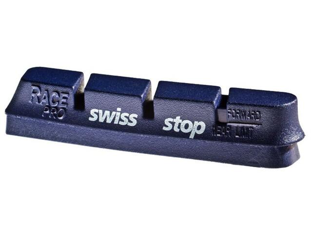 SwissStop RacePro Bremsbeläge BXP für Campagnolo 10/11s dunkelblau